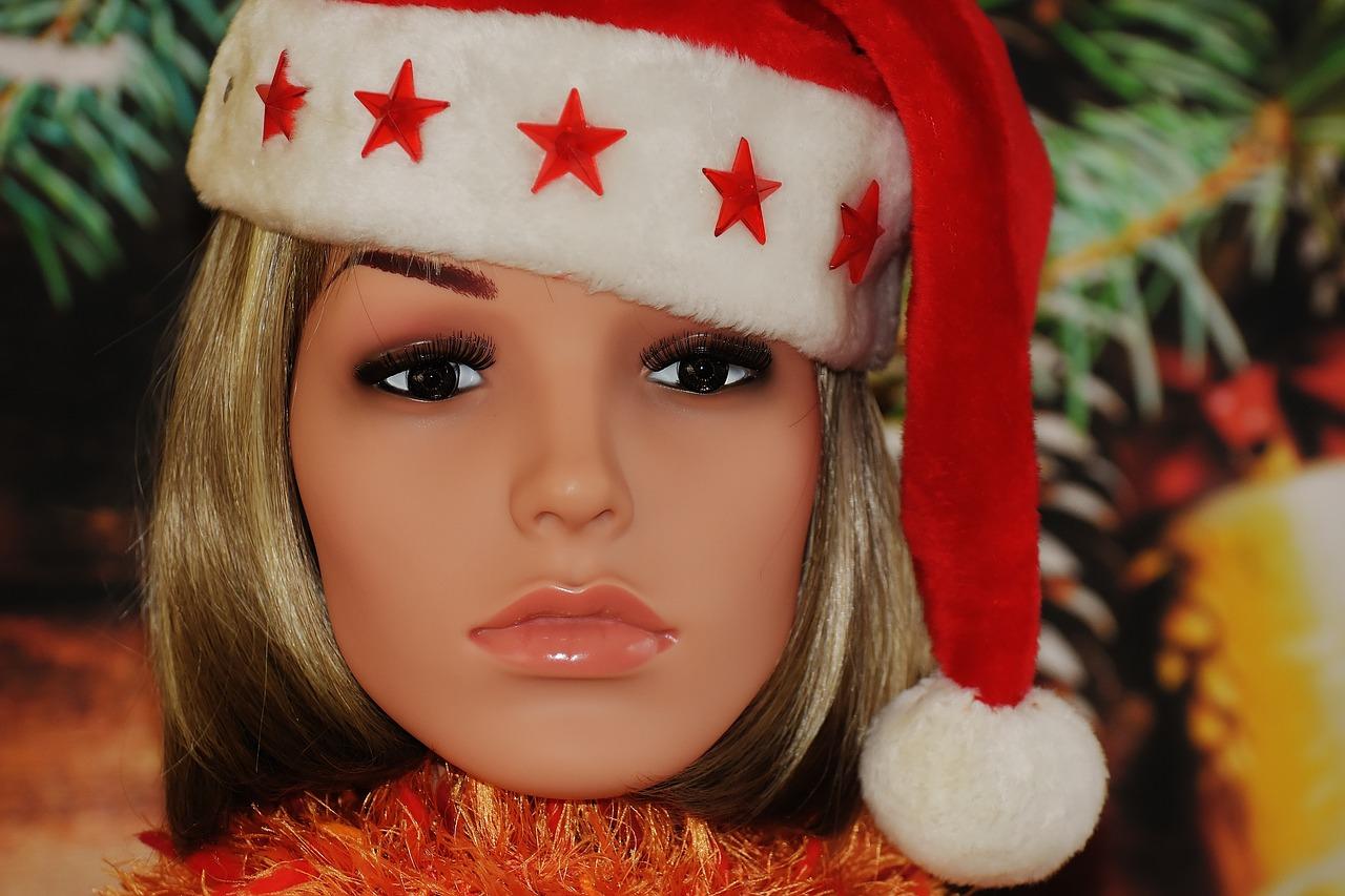 I think Santa Claus is a woman
