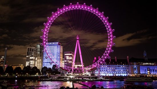 22. Go to the London Eye
