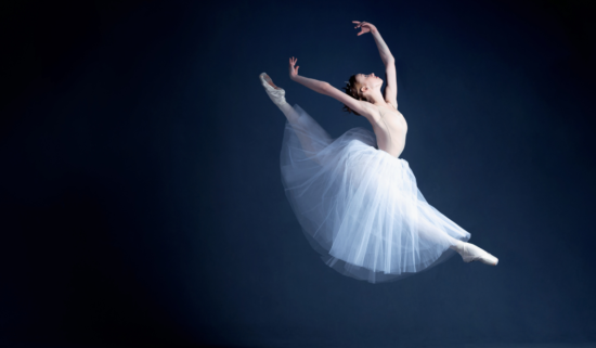 28. Go to the ballet