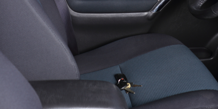 did you know? locked keys in car on seat